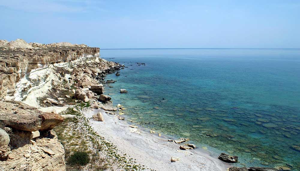 Озеро Каспийское