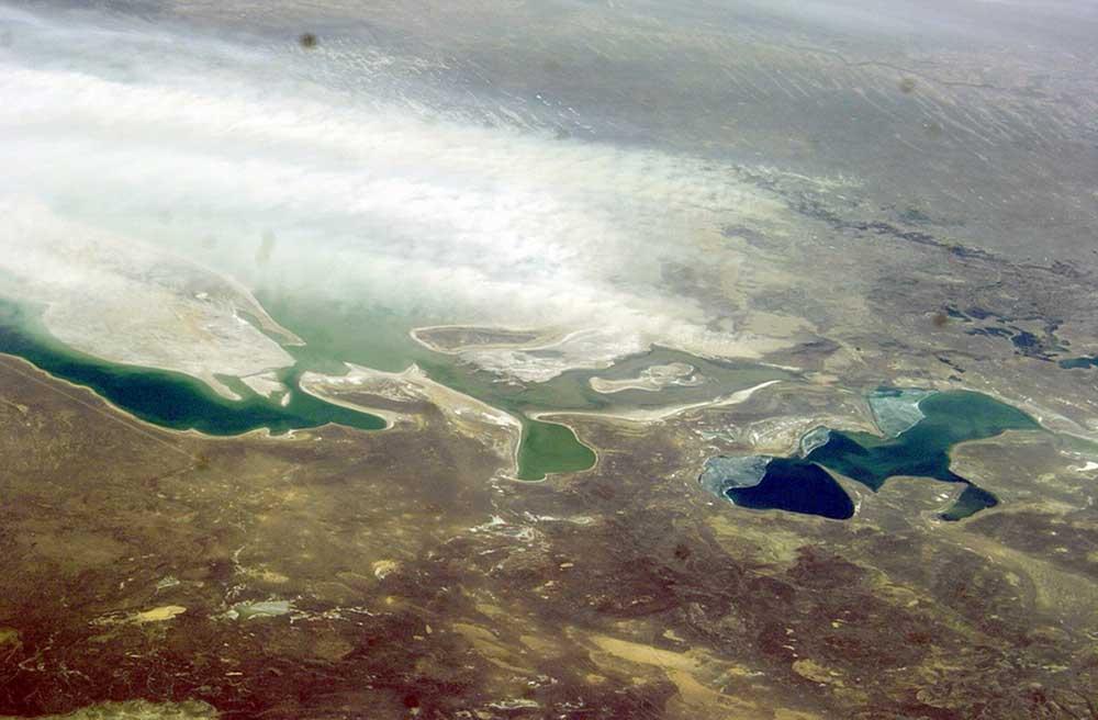 Озеро Аральское
