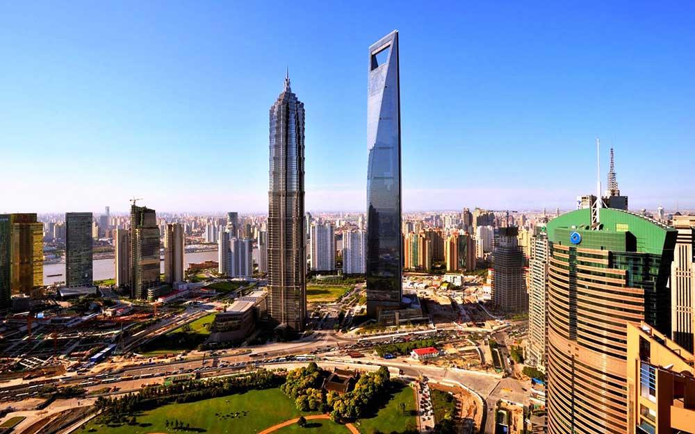 Финансовый всемирный центр
