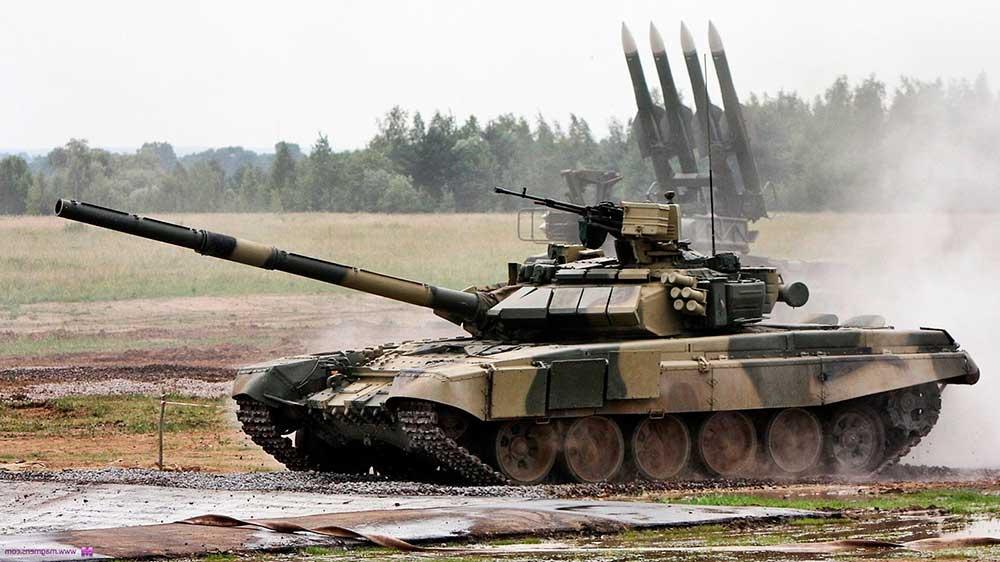 Танк М1А2 Абрамс