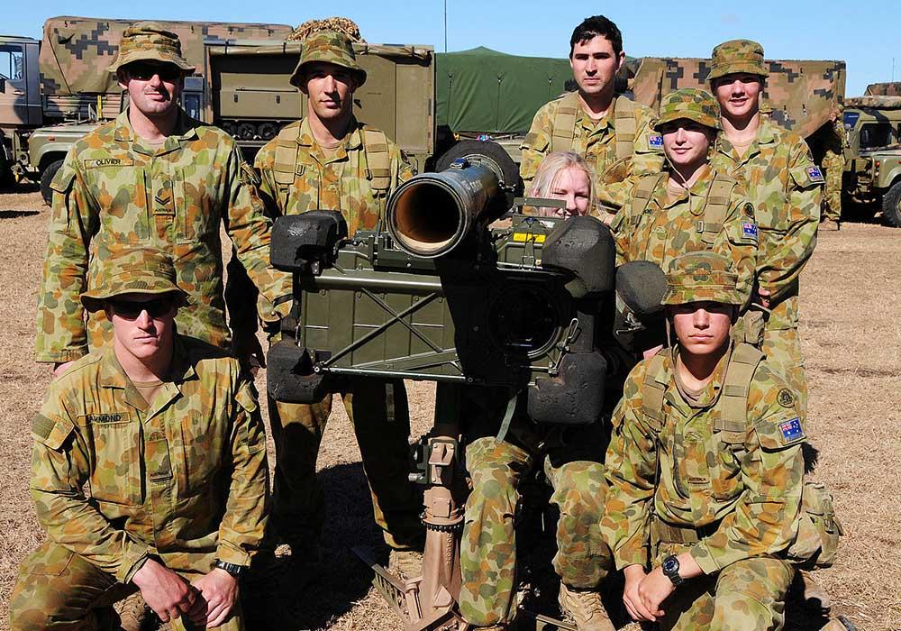 армия Австралии