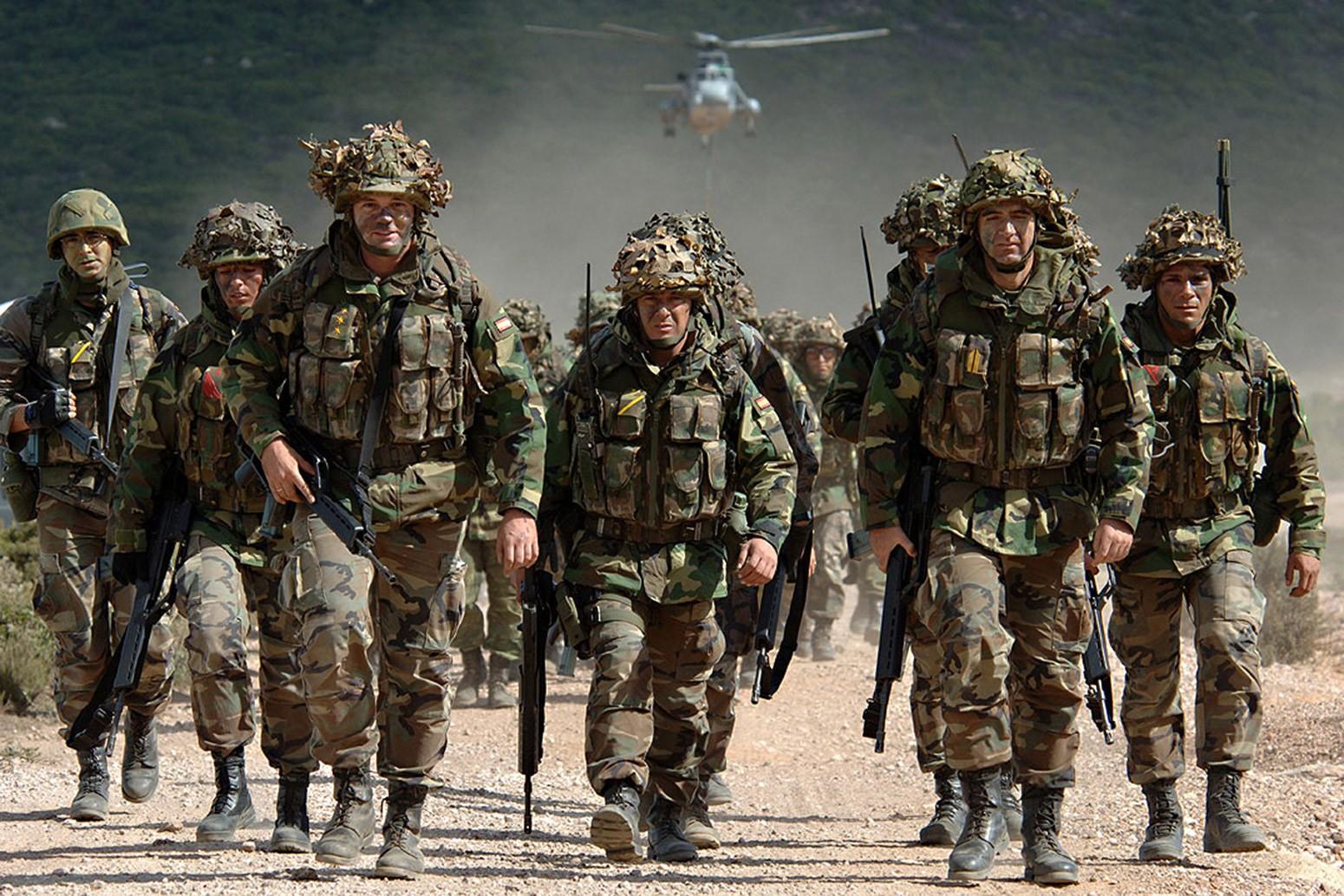 Военные Германии