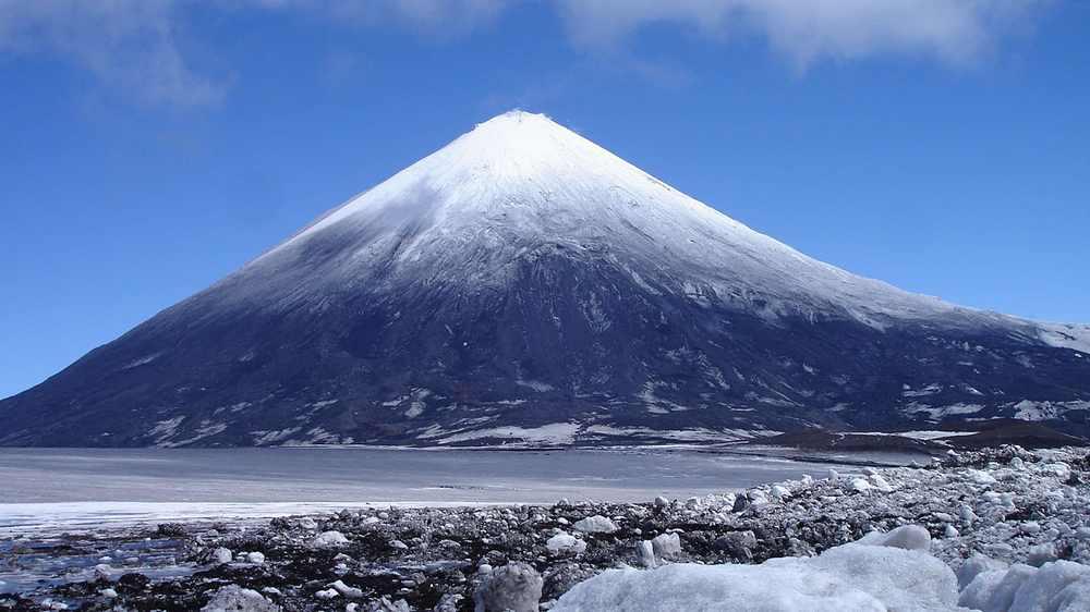 Ключевская Сопка вулкан
