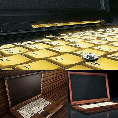 Luvaglio - самый дорогой ноутбук