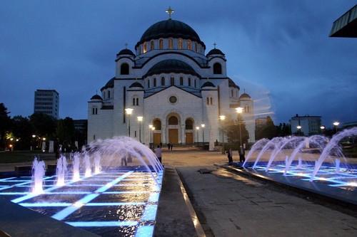 Храм святого Саввы Сербского