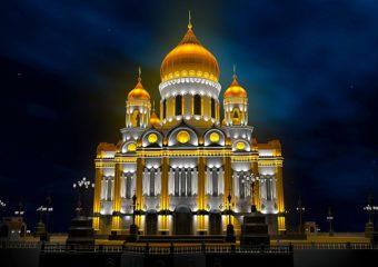 Самый большой храм