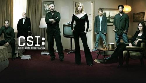 Сериал «Место преступления»