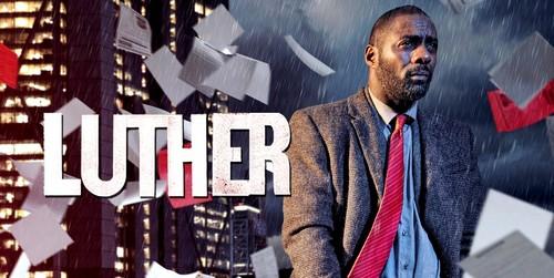 Сериал «Лютер»