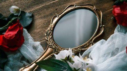 Гадание на магическом зеркале