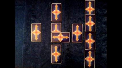 Расклад «Большой Кельтский Крест»