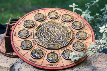 Астрологический пасьянс онлайн