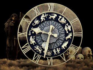 Пасьянс астролога Сения онлайн